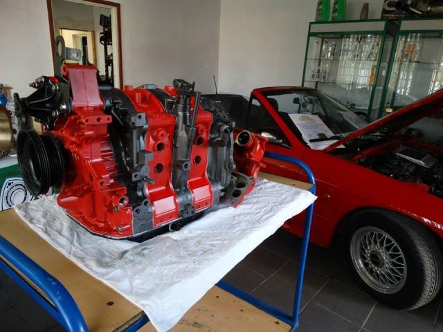 Mazda rx7 new engine