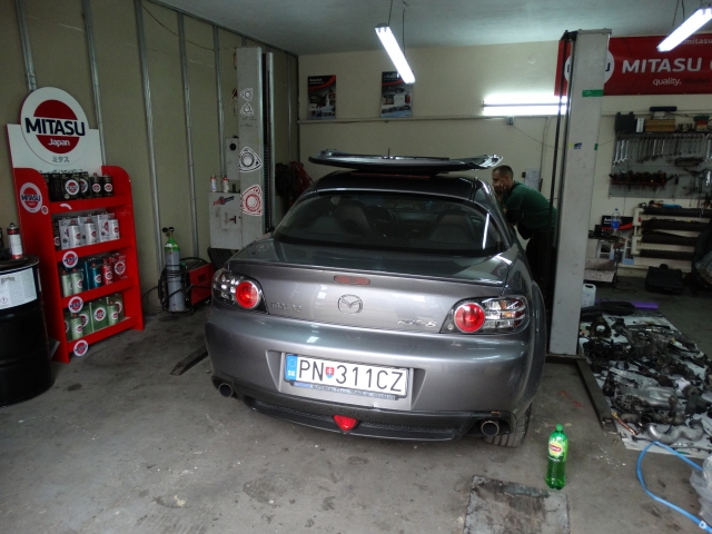 Klienci Kojot Garage