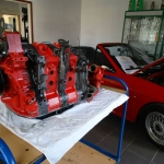 Mazda rx7 new engine