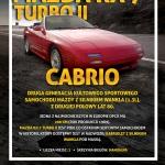plakat mazda rx 7 Cabrio Turbo II