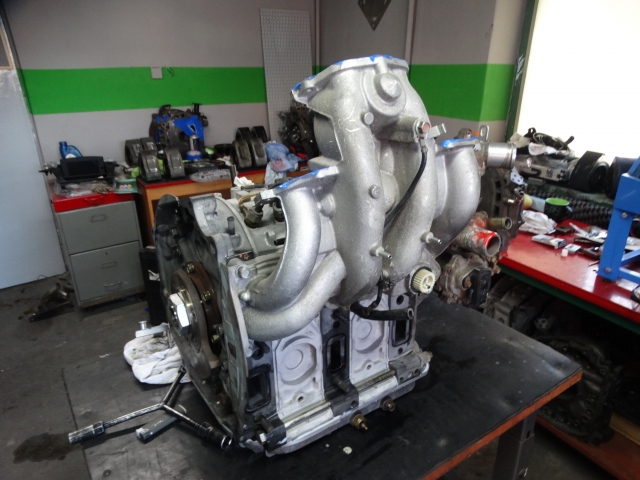 Silnik Wankla rebuild by Kojot